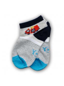 Trumpos kojinės GAISRINĖ