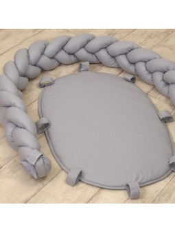 Baby nest cotton 3in1 braid...