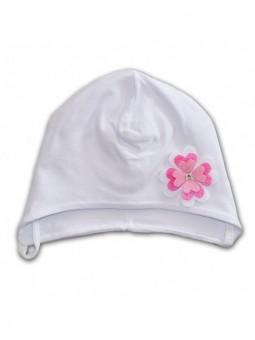 Trikotažinė kepurė GĖLĖ