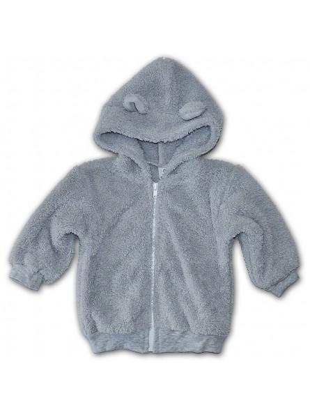Pilkas džemperis LUNA