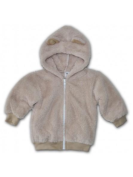 Rudas džemperis LUNA
