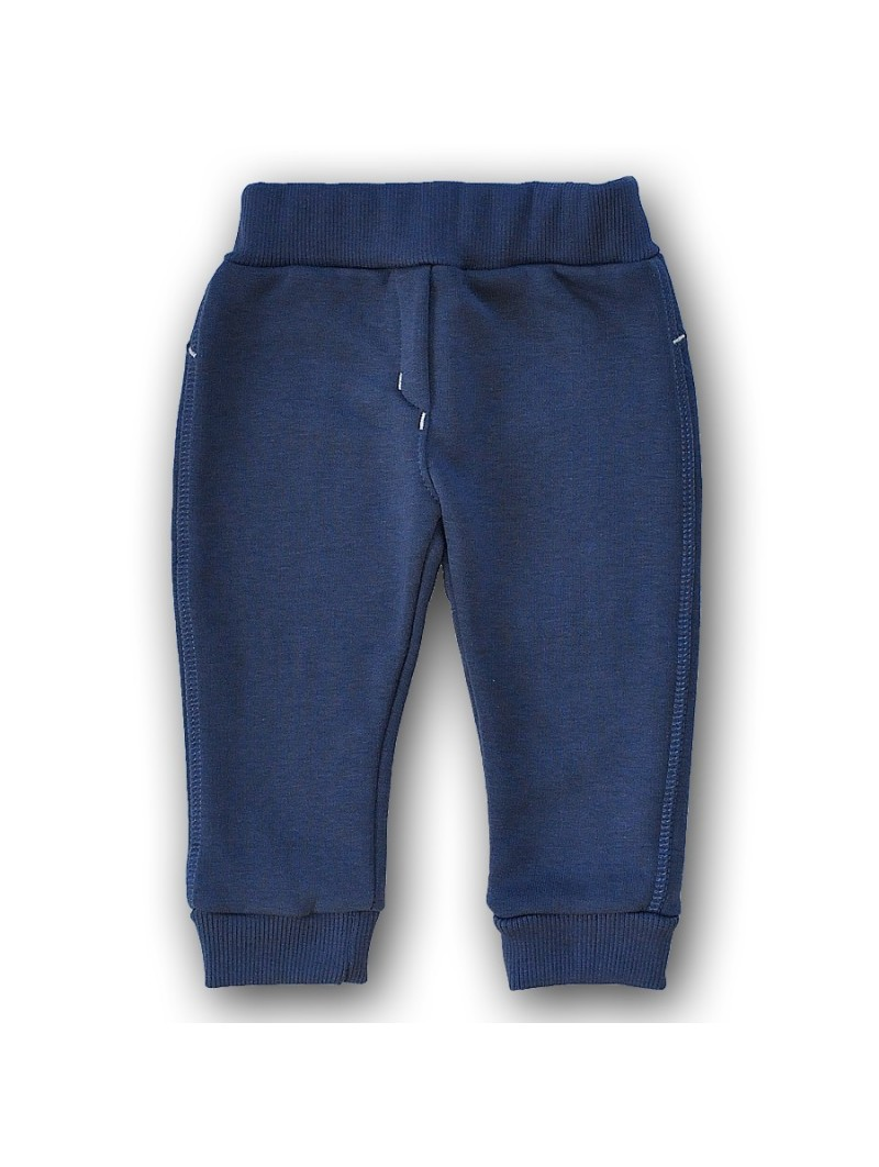 Tamsiai mėlynos kelnės
