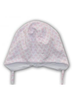 Cotton girls cap HEART