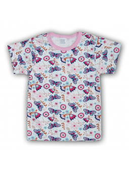 Girls t-shirts BUTTERFLY